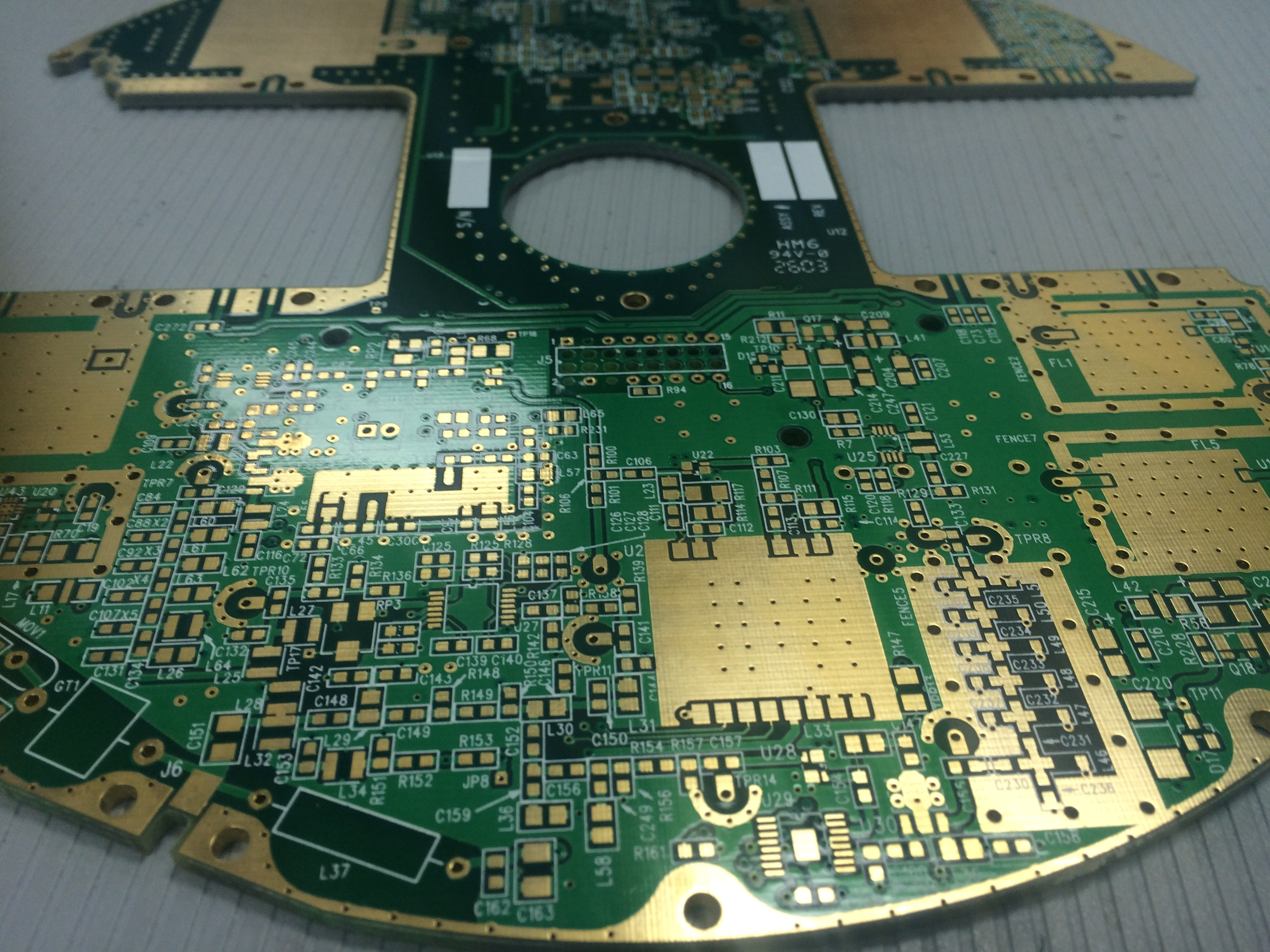 Pcb Togo A China Free Manufacturer In Taiwan All Production High Quality Electronic Printed Circuit Board Design