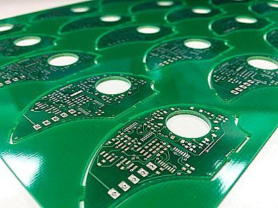 ID:10 Lead Free HAL PCB Prototype - PCB-togo.com